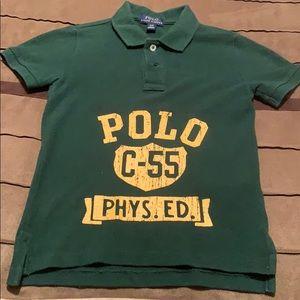 😍Authentic Ralph Lauren polo shirt size 4t